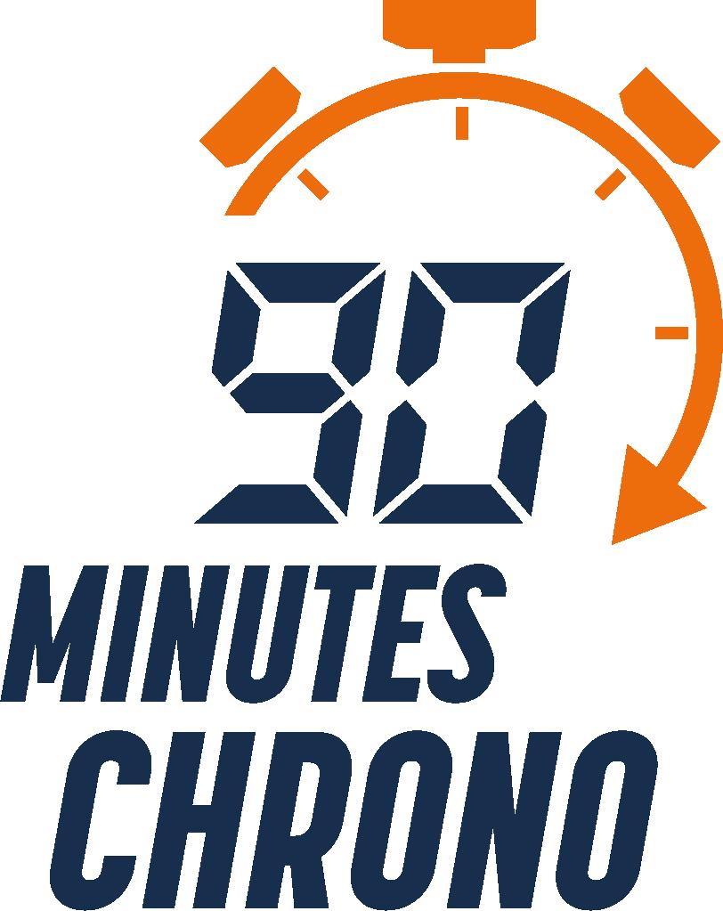 90 MINUTES CHRONO